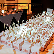 """PNB Young Patrons Circle """"Hive Society"""" Backstage Bash 2018. Bounty Kitchen catering. Photo by Alabastro Photography."""