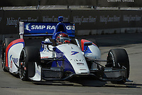 Mikhail Aleshin, Shell Houston GP, Reliant Park, Houston, TX USA 6/29/2014