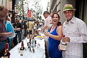 New Orleans Wine & Food Experience (NOWFE) Royal Street Stroll