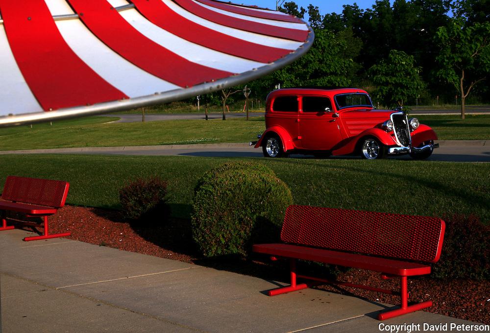 classic cars.Ford.sedan.Good Guys.JPG | David Peterson Photography