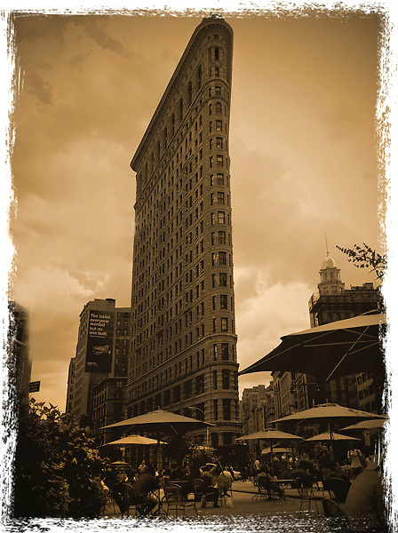 Flatiron building,New York, cellphone photography,Iphone pictures,smartphone pictures