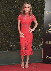 Jacqueline MacInnes Wood at the 45th Annual Daytime Emmy Awars at the Pasadena Civic Auditorium on April 29, 2018 in Pasadena, California. 29 Apr 2018 Pictured: Giada De Laurentiis. Photo credit: Scott Kirkland/PictureGroup / MEGA TheMegaAgency.com +1 888 505 6342