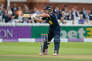 Jonathan Trott of Warwickshire batting during the Royal London One Day Cup match between Warwickshire County Cricket Club and Surrey County Cricket Club at Lord's Cricket Ground, St John's Wood, United Kingdom on 17 September 2016. Photo by David Vokes.