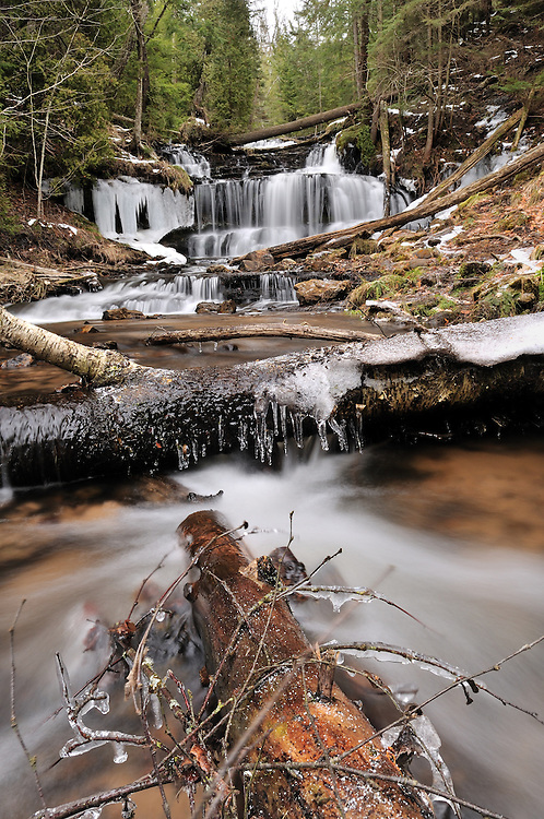 Munising, Michigan's Upper Peninsula