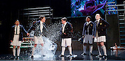 Herons<br /> by Simon Stephens<br /> at Lyric Hammersmith, London, Great Britain <br /> 19th January 2016 <br /> Press photocall <br /> <br /> Max Gill as Billy <br /> <br /> Charlie Russell as Ed Gaughan <br /> <br /> Michelle Russell as Sophie Stone <br /> <br /> Sophie Decaro as Adele <br /> <br /> Billy Matthews as Scott <br /> <br /> Moses Adejimi as Darren <br /> <br /> Ella McLoughlin as Aaron <br /> <br /> Louis Walwyn as understaudy Billy & Scott <br /> <br /> Photograph by Elliott Franks <br /> Image licensed to Elliott Franks Photography Services