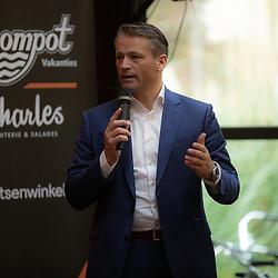 29-11-2018: Wielrennen: Team Roompot Charles: Kamperland <br /> Michael Zijlaard