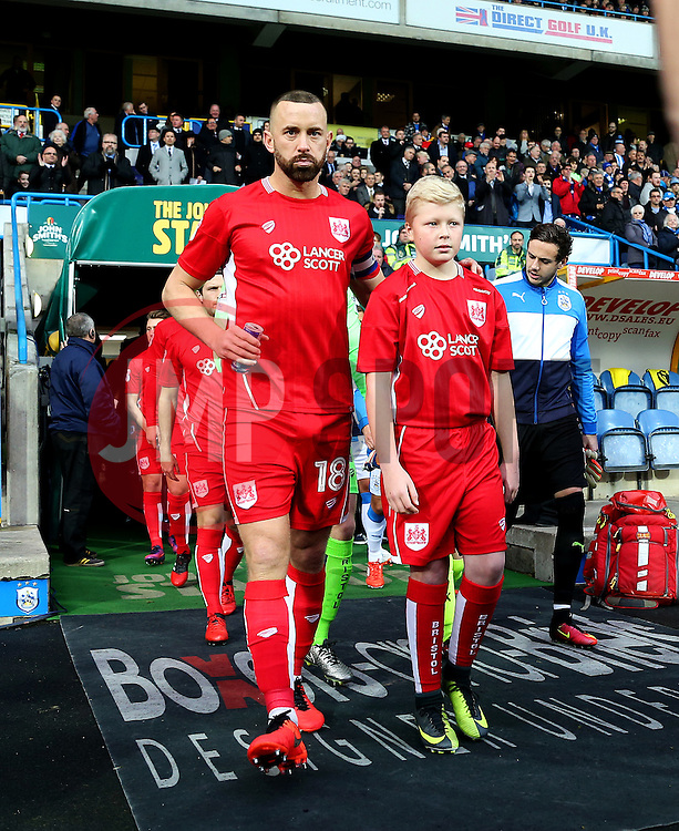 Bristol City mascot - Mandatory by-line: Matt McNulty/JMP - 10/12/2016 - FOOTBALL - The John Smith's Stadium - Huddersfield, England - Huddersfield Town v Bristol City - Sky Bet Championship