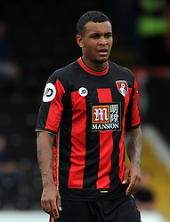 Bournemouth's Joshua King - Photo mandatory by-line: Harry Trump/JMP - Mobile: 07966 386802 - 18/07/15 - SPORT - FOOTBALL - Pre Season Fixture - Exeter City v Bournemouth - St James Park, Exeter, England.