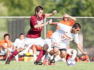 September 17, 2010: The UT Brownsville Scorpions play against the Oklahoma Christian University Eagles on the campus of Oklahoma Christian University.