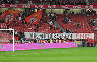 20091122: LISBON, PORTUGAL - SL Benfica vs Guimaraes: Portuguese Cup 2009/2010. In picture: Benfica pay homage to former goalkeeper Robert Enke, who died two weeks ago. PHOTO: Alexandre Pona/CITYFILES