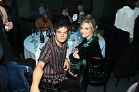 Jamie Cullum and Sophie Dahl