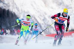 Bernhard Tritscher (AUT) during the Man team sprint race at FIS Cross Country World Cup Planica 2016, on January 17, 2016 at Planica, Slovenia. Photo By Urban Urbanc / Sportida