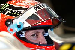 Motorsports / Formula 1: World Championship 2011, Test Valencia, Michael Schumacher (GER, Mercedes GP Petronas)