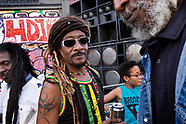 Jab Jab and Chocolate Nations at Notting Hill Carnival,  2017