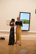 Royal Academy Summer Exhibition party. Burlington House. Piccadilly. London. 6 June 2018