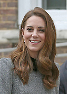 Kate Middleton Visits Foundling Museum