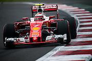 October 28, 2016: Mexican Grand Prix. Kimi Raikkonen (FIN), Ferrari