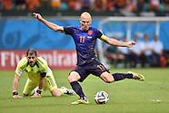 Fussball WM 2014: Spanien - Niederlande