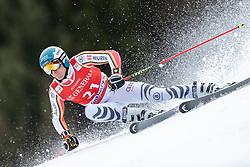 02.02.2020, Kandahar, Garmisch, GER, FIS Weltcup Ski Alpin, Riesenslalom, Herren, 1. Lauf, im Bild Alexander Schmid (GER) // Alexander Schmid of Germany in action during his 1st run of men's Giant Slalom of FIS ski alpine world cup at the Kandahar in Garmisch, Germany on 2020/02/02. EXPA Pictures © 2020, PhotoCredit: EXPA/ Johann Groder