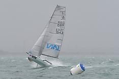 2015 - I14 WORLDS - RACE 5 - GEELONG - VICTORIA - AUSTRALIA