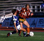 13.05.1990.Jukka Koskinen - Lahden Reipas.©Juha Tamminen