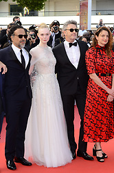May 26, 2019 - WORLD RIGHTS.Cannes, France, 25.05.2019, 72th Cannes Film Festival in Cannes. The 72th edition of the film festival will run from May 14 to May 25. .Closing Ceremony Red Carpet .NZ. Alejandro Gonzalez Inarritu, Elle Fanning, Pawel Pawlikowski .Fot. Radoslaw Nawrocki/FORUM (FRANCE - Tags: ENTERTAINMENT; RED CARPET) (Credit Image: © FORUM via ZUMA Press)