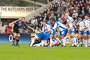 Twickenham. Great Britain,  Montpelliers, Harley CRANE, during the European Challenge Cup, match between, NEC Harlequins and Montpellier, on Sat., 28/10/2006, played at the Twickenham Stoop, England. Photo, Peter Spurrier/Intersport-images]......