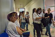 Roma, 04/06/2015: sede INPS di via Amba Aradam