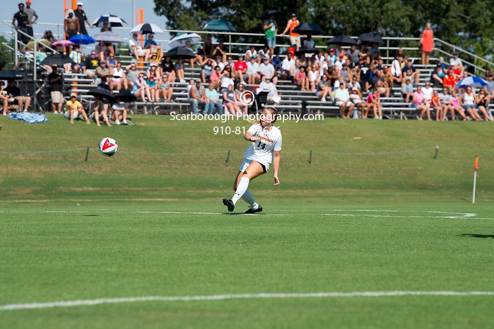 2017 Campbell University Women Soccer vs Appalachian State