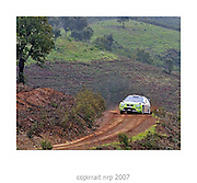 WRC PORTUGAL 2007 MARCUS GRONHOLM<br />