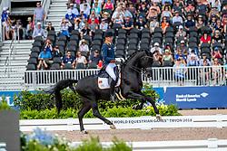 Minderhoud Hans Peter, NED, Glock's Dream Boy<br /> World Equestrian Games - Tryon 2018<br /> © Hippo Foto - Dirk Caremans<br /> 14/09/18