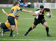 West Point, NY - Army plays Navy in a rugby match at the Anderson Rugby Center at the United States Military Academy on Nov. 21, 2009. ©Tom Bushey / The Image Works