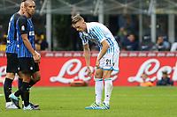 10.09.2017 - Milano - Serie A 2017/18 - 2a giornata  -  Inter-Spal nella  foto: BARTOSZ SALAMO
