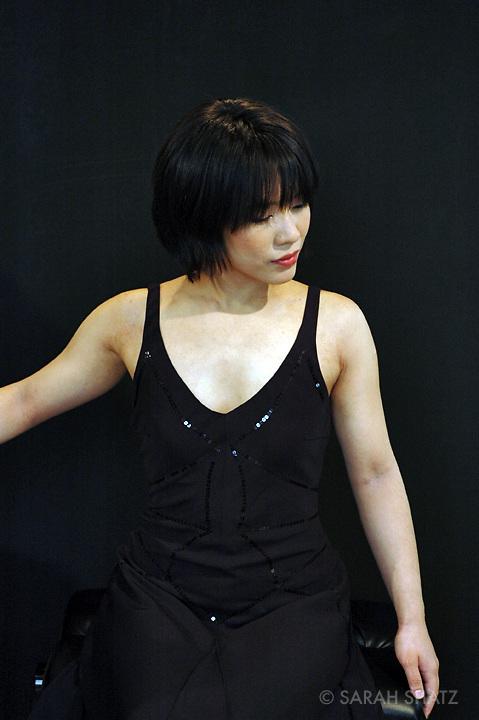 Ching-Yun Hu, pianist