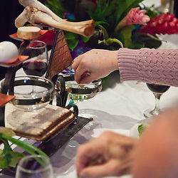Passover Seder at Lillienfeld House