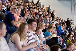 Spectators  at 2015 IPC Swimming World Championships -