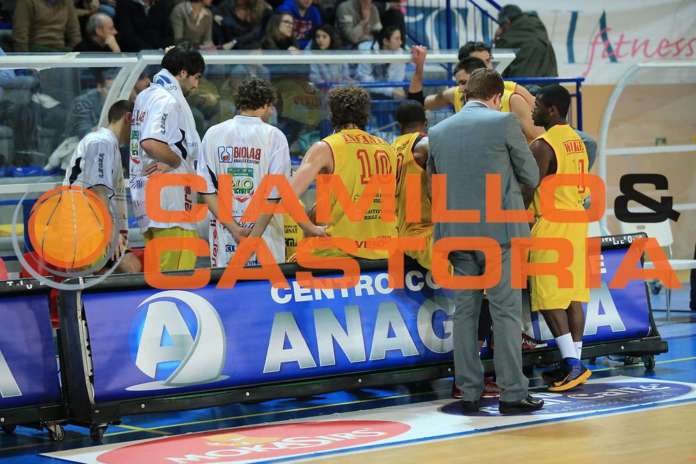 DESCRIZIONE : Frosinone Lega Basket A2  eurobet 2012-13  Prima Veroli Aget Nature Imola<br /> GIOCATORE : team <br /> CATEGORIA : time out<br /> SQUADRA : Prima Veroli<br /> EVENTO : Lega Basket A2  eurobet 2012-13 <br /> GARA : Prima Veroli Aget Nature Imola<br /> DATA : 27/01/2013<br /> SPORT : Pallacanestro <br /> AUTORE : Agenzia Ciamillo-Castoria/ M.Simoni<br /> Galleria : Lega Basket A2 2012-2013 <br /> Fotonotizia : Frosinone Lega Basket A2  eurobet 2012-13  Prima Veroli Aget Nature Imola<br /> Predefinita :