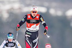 January 6, 2018 - Val Di Fiemme, ITALY - 180106 Ingvild Flugstad ¯stberg of Norway competes in women's 10km mass start classic technique during Tour de Ski on January 6, 2018 in Val di Fiemme..Photo: Jon Olav Nesvold / BILDBYRN / kod JE / 160122 (Credit Image: © Jon Olav Nesvold/Bildbyran via ZUMA Wire)