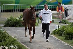 Beerbaum Ludger, GER, Casello<br /> Olympic Games Rio 2016<br /> © Hippo Foto - Dirk Caremans<br /> 12/08/16