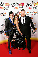 Mathew Horne, Kylie Minogue & James Corden