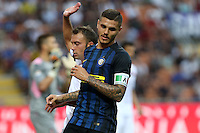 Milano - 28.08.16  -  Serie A  2016/17 - 2a giornata   -  Inter-Palermo   - nella foto:  Mauro Icardi  - Inter