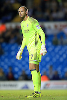 Goalkeeper David Button, Leeds United.