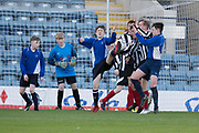 -  Baldragon v St.John's in the U14 Urquhart Trophy Final (sponsored by DSA) at Dens Park, Dundee<br /> <br /> <br />  - &copy; David Young - www.davidyoungphoto.co.uk - email: davidyoungphoto@gmail.com