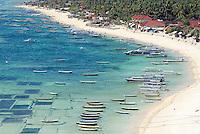 Indonesie. Bali. ile de Nusa Lembongan. Plage de Pantai Jungutbat. // Indonesia. Bali. Nusa Lembongan island. Pantai Jungutbatu beach.