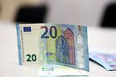 Neuer 20 Euro Schein
