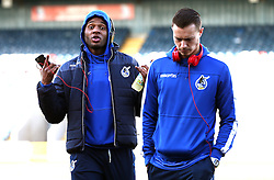 Ellis Harrison of Bristol Rovers arrives at the Crown Oil Arena  - Mandatory by-line: Matt McNulty/JMP - 04/02/2017 - FOOTBALL - Crown Oil Arena - Rochdale, England - Rochdale v Bristol Rovers - Sky Bet League One