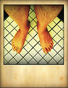 man's feet in shower cellphone photography,Iphone pictures,smartphone pictures