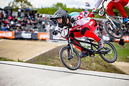 #7 (GRAF David) SUI at Round 4 of the 2019 UCI BMX Supercross World Cup in Papendal, The Netherlands