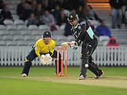 Surrey Lions v Hampshire Royals 020712