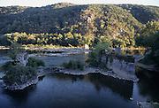 Shenandoah River, C & O Canal, Harper's Ferry, West Virginia